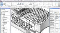 Autodesk Revit Structure 2011.Выбор материалов