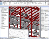 Autodesk Revit Structure 2011.Взаимодействие с программами Revit